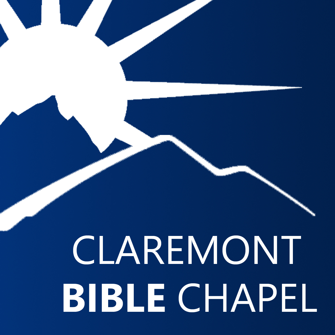 Claremont Bible Chapel Broadcasts